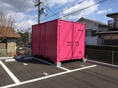 兵庫県神戸市O様12FJR保冷中古コンテナ(ロニーカラー)画像
