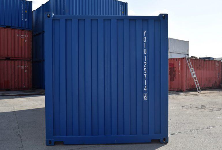 20F新品コンテナ ブルー色5