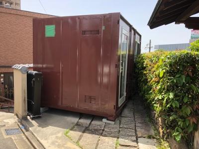 愛知県名古屋市12FJR保冷コンテナハウス(ロニコンミニ)4