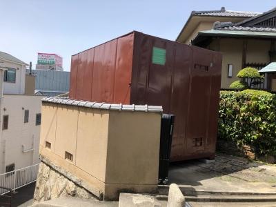 愛知県名古屋市12FJR保冷コンテナハウス(ロニコンミニ)2