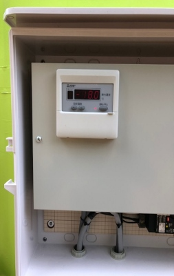 群馬県桐生市12FJR保冷中古コンテナ冷凍機付き5