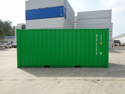 数量限定20F新品コンテナ ライトグリーン色4